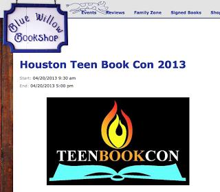 Houston TeenBookCon